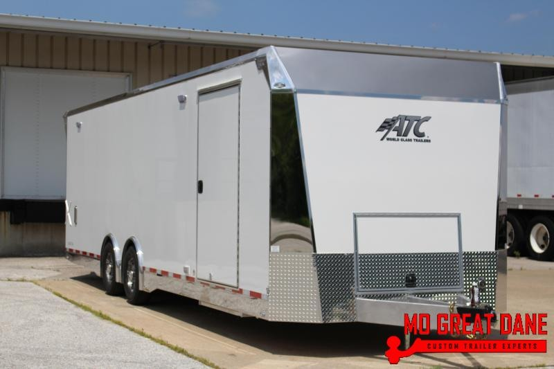 "2021 ATC QUEST ""X"" 8.5 x 28 Car / Racing Trailer"