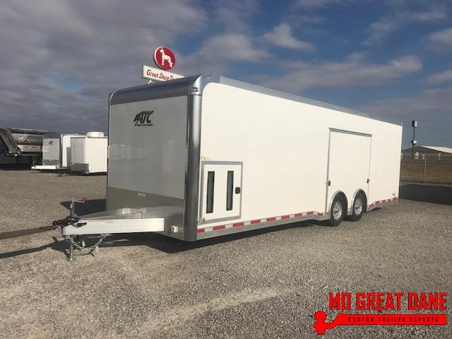 2021 ATC QUEST 8.5 x 28 CH305 Car / Racing Trailer