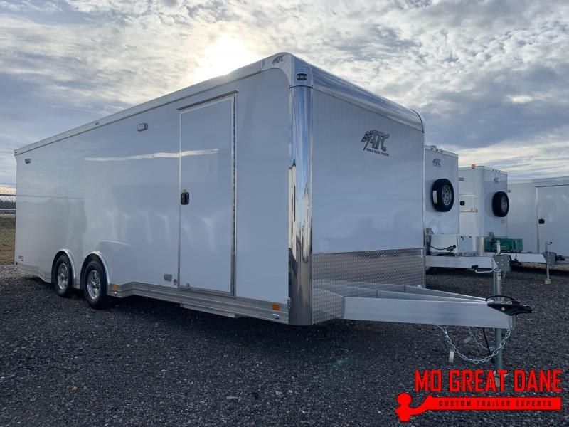 2020 ATC QUEST 8.5 x 24 405CH Car / Racing Trailer