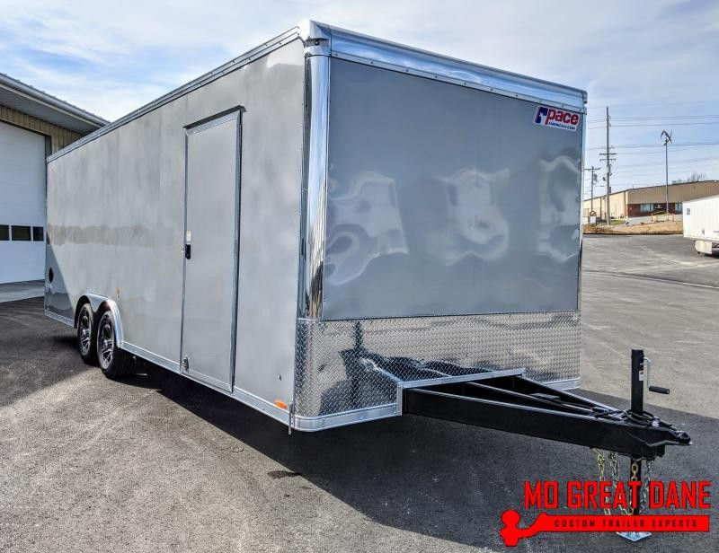 2020 Pace American Cargo Sport 8.5 x 24 Car / Racing Trailer