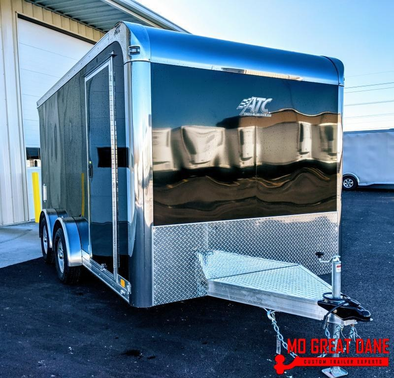 2021 ATC QUEST 7.5 x 14 MC300 Motorcycle Trailer