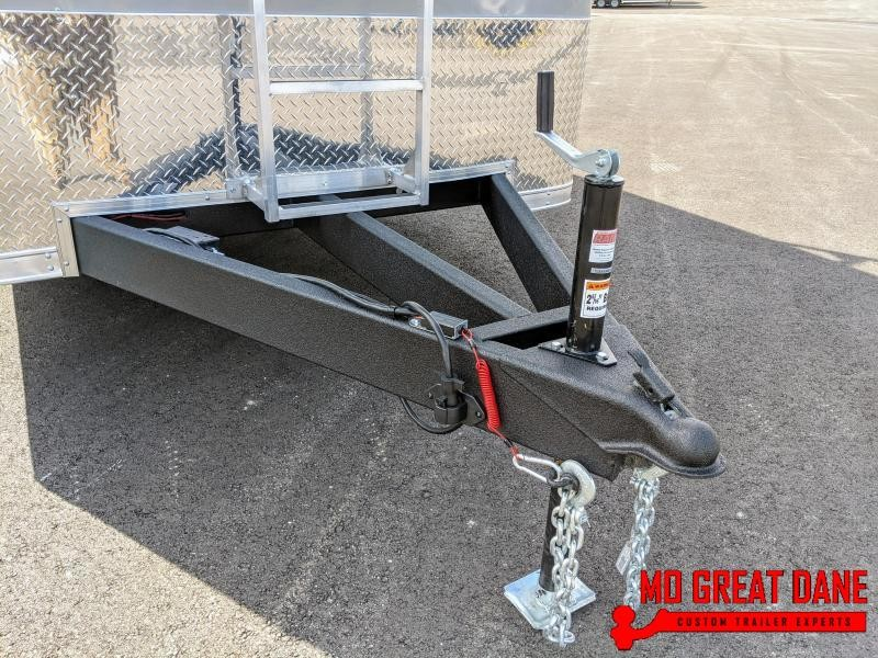 2021 Darkhorse Cargo DHR 7 x 16 Enclosed Cargo Trailer (9990 GVWR)