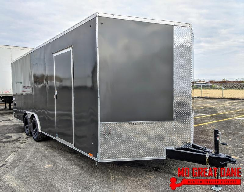 2020 Pace American Journey SE 8.5 x 22 V-nose Car / Racing Trailer