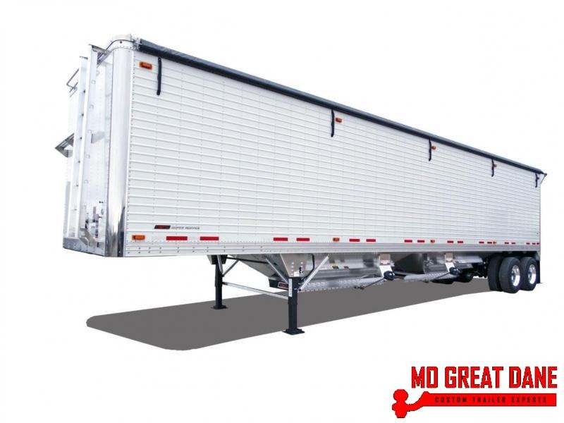 2021 Timpte Hopper Bottom Hopper Trailer