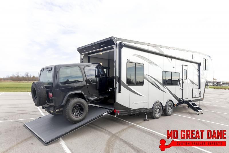 2020 ATC ARV 36' Fifth Wheel Toy Hauler RV