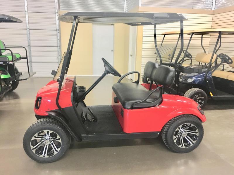 2014 E-Z-GO TXT 48-VOLT Golf Cart