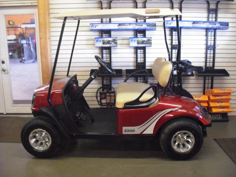 2019 E-Z-GO 72v Golf Cart