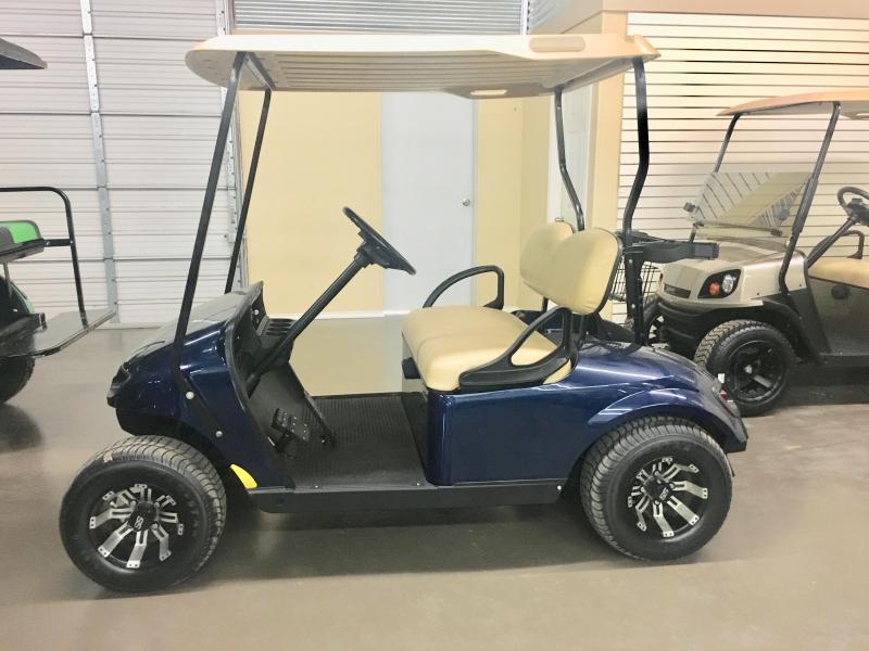 2014 E-Z-GO TXT 48 VOLT Golf Cart