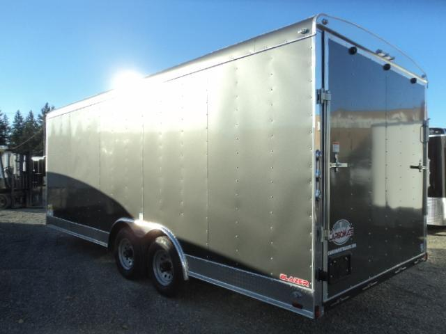 2020 Cargo Mate 8.5X20 10K with Extra Height/D-rings/Extended Tongue