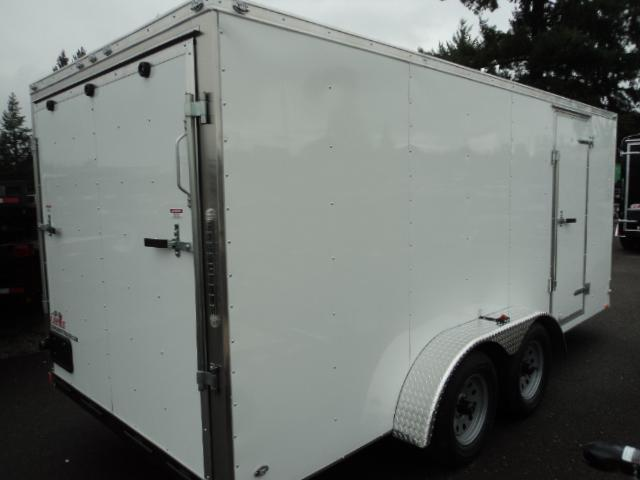 """2020 Cargo Mate Challenger 7X14 7K W/Ramp/6"""" Extra Height /D-rings"""