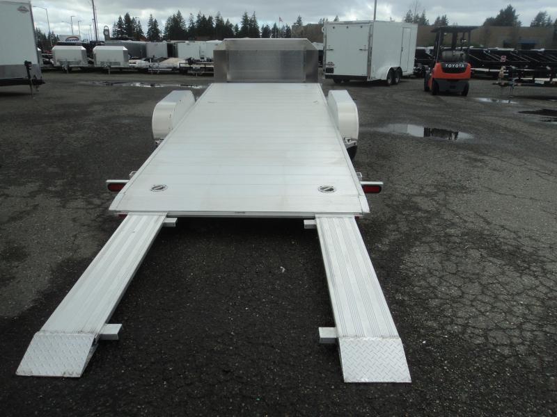 2021 Aluma 8218 7K Tilt with JT Package
