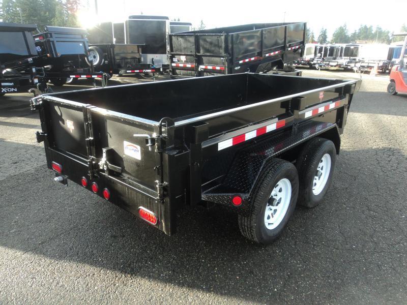 2020 PJ 5x10 7K Dump Trailer
