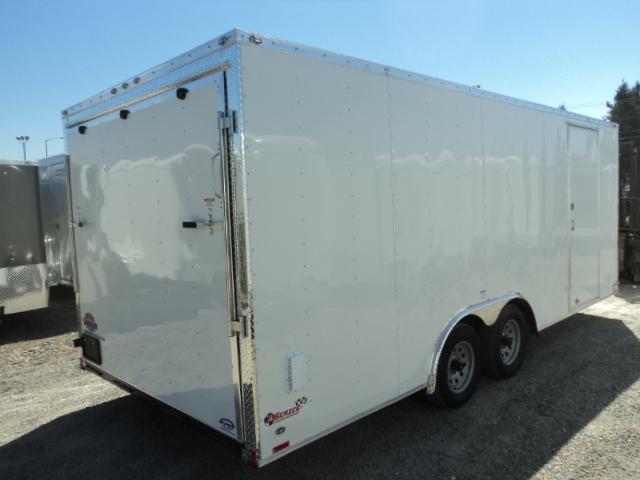 2020 Cargo Mate E-Series  8.5X20 7K w/Ramp Door/D-rings