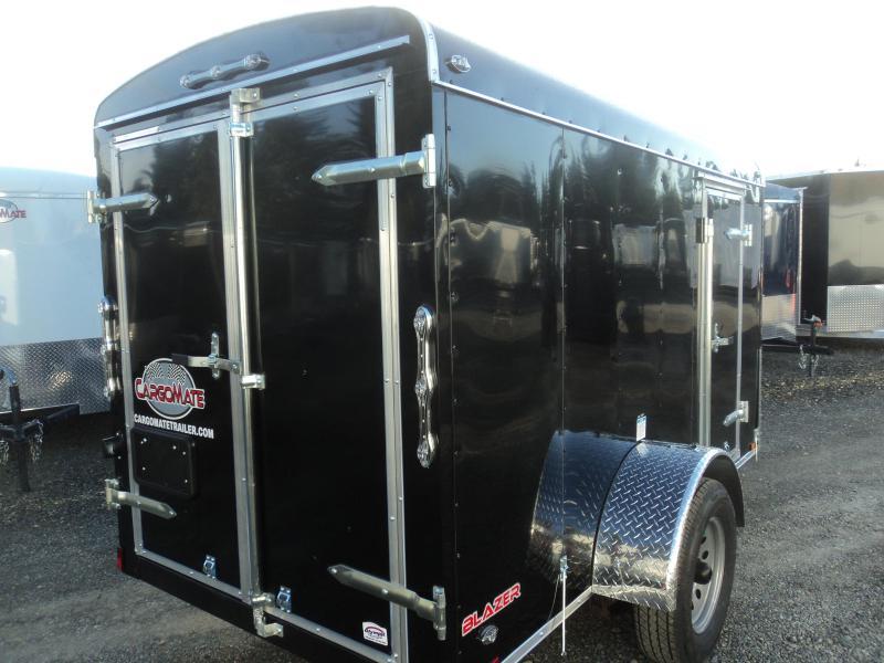 2020 Cargo Mate 5X10 Blazer Enclosed Trailer