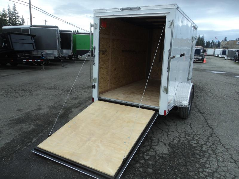 2020 Cargo Mate Challenger 5x10 w/Ramp Door/Extra Height