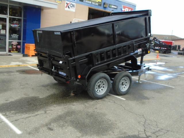"2020 Load Trail 5X10 7K w/24"" Side Kit/Tarp Kit/Ramps"