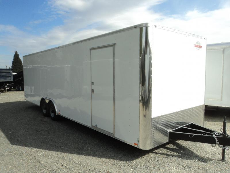 """2020 Cargo Mate E-series 8.5X26 10K w/6"""" Additional Height/D-rings"""