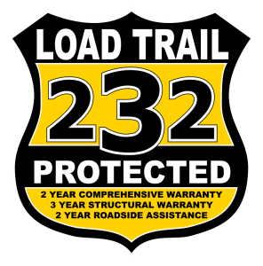 2020 Load Trail 5X10 7K w/Tarp Kit/Rapid Charger/Ramps