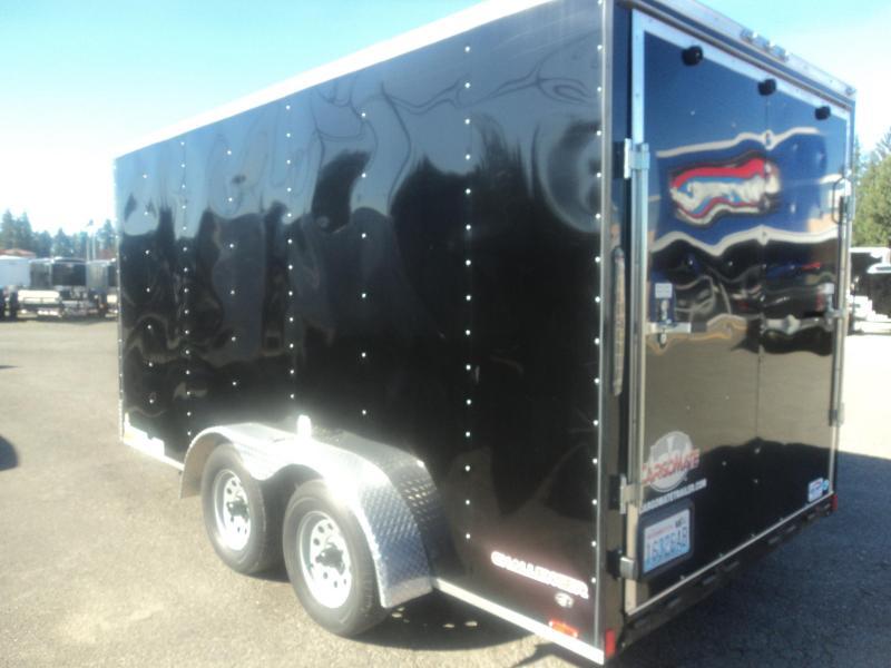 2018 Cargo Mate 7x14 7K Enclosed Cargo Trailer