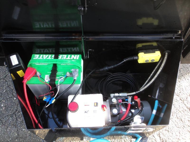 2020 PJ 5x10 7K Dump w/Side Kit/Ramps/Tarp Kit