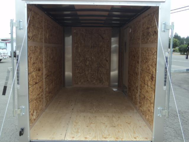 2020 Cargo Mate Challenger 6x12 Enclosed Cargo Trailer