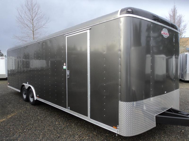 2020 Cargo Mate Blazer 8.25X28 10K W/Spare Tire/6+ Height/Ramp/D-rings++