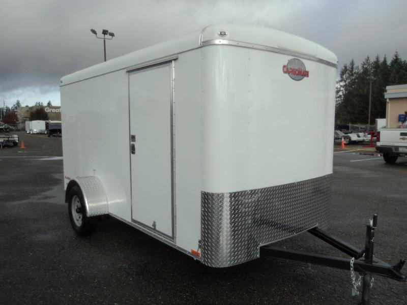 2021 Cargo Mate Blazer 6X12 w/Extra Height/Cargo Doors