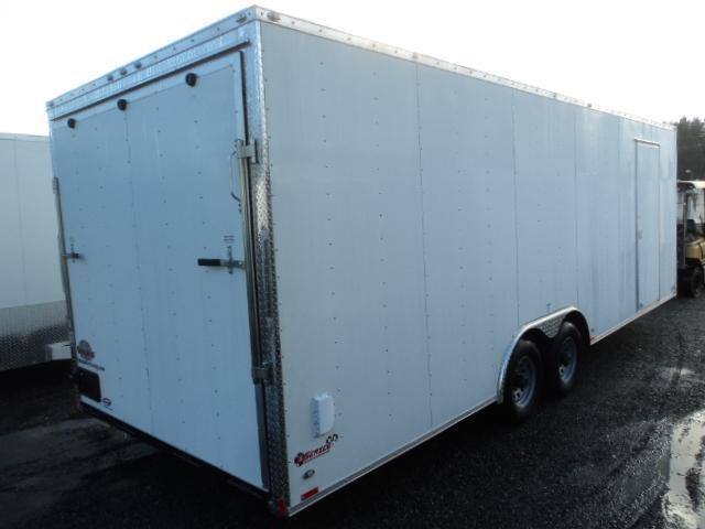 """2020 Cargo Mate E-series 8.5x24 10K w/12"""" Additional Height/D-rings"""