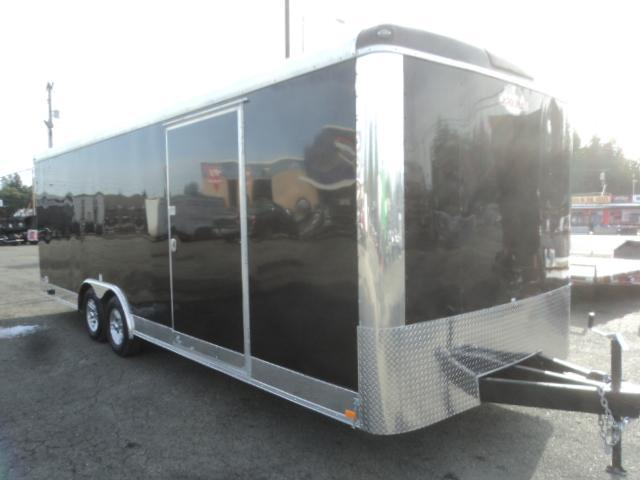 2020 Cargo Mate Blazer Car Hauler 8.5x24 10K Loaded+++++