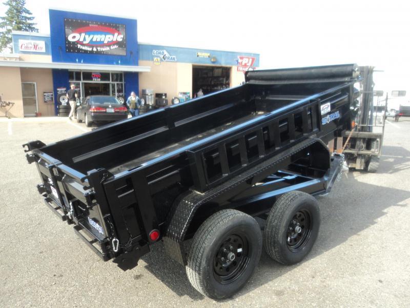 2020 Load Trail 5X10 7K w/Tarp Kit/Ramps