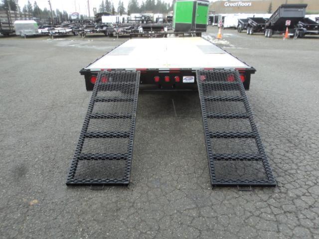 2020 PJ L6 8.4X20' 10K Deckover w/Slide In Ramps