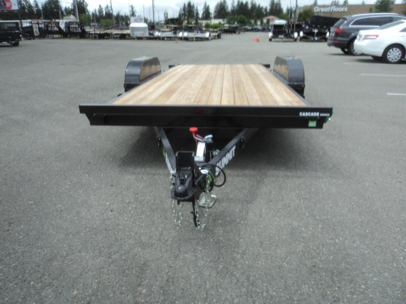 2020 Summit Cascade 7X18 10K Tiltbed Trailer