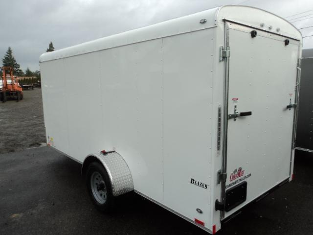 2020 Cargo Mate Blazer 6x14 w/Rear Ramp Door