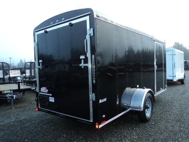 2021 Cargo Mate Blazer 6X14 w/Rear Ramp Door