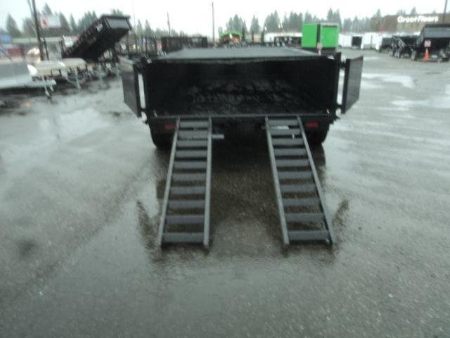 2020 X-On 7x16 14K Dump Trailer w/Tarp Kit/Ramps++