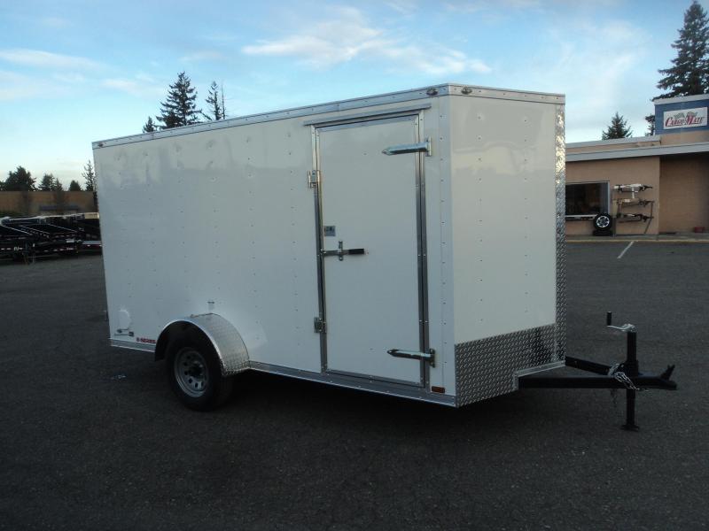 2020 Cargo Mate E-series 6x12 Enclosed Cargo Trailer