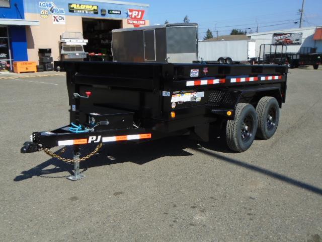 2020 PJ 6x12 10K Dump Trailer