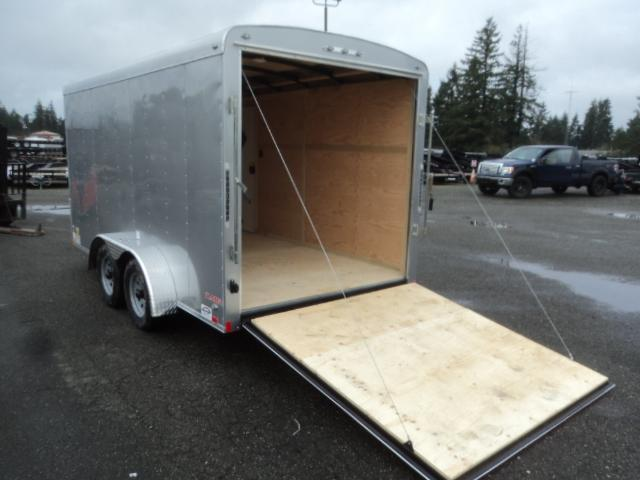 2020 Cargo Mate Blazer 7x14 7K w/Ramp Door