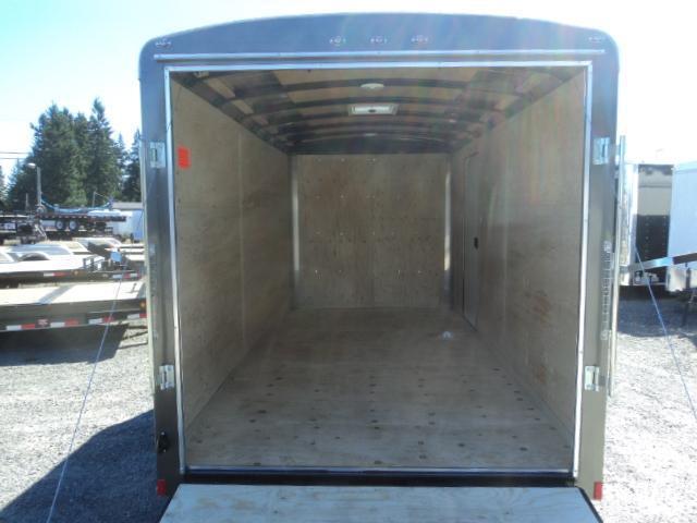 2020 Cargo Mate Blazer 7X14 7K w/Rear Ramp Door