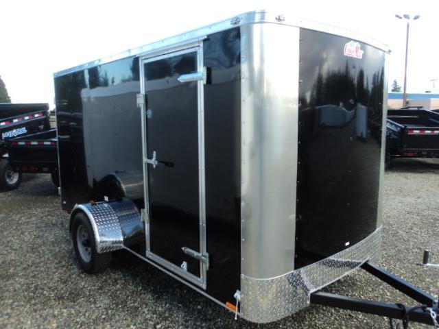 2020 Cargo Mate Challenger 6x12 w/Rear Cargo Doors