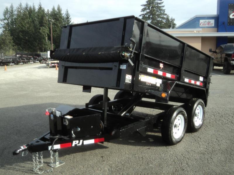 2020 PJ Trailer 5x10 7k w/Side extension kit/Tarp Kit