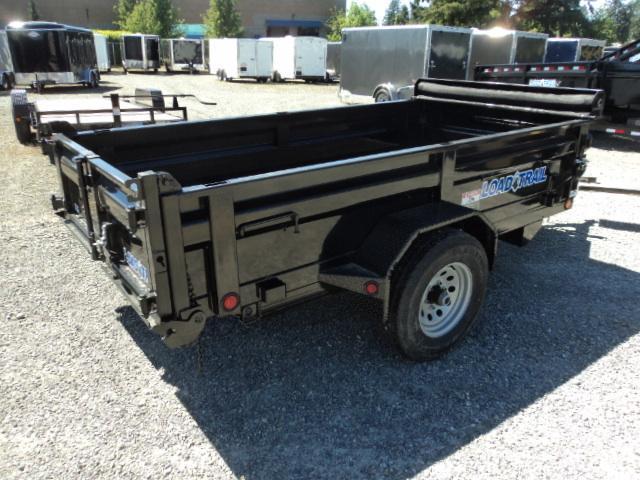2020 Load Trail 5X8 5K w/Tarp kIt/Rapid Charger