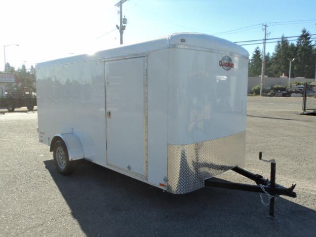 2021 Cargo Mate Blazer 6x14 w/Rear Cargo Doors