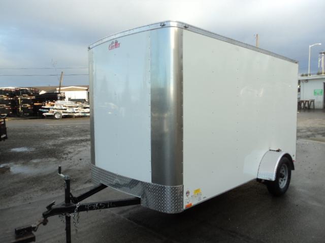 2020 Cargo Mate Challenger 6x12 Enclosed Cargo Trailer