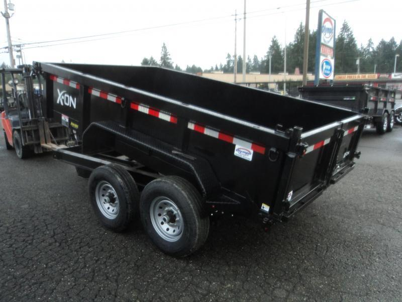 2019 X-On 7x14 14K Dump Trailer w/Tarp Kit/Ramps++