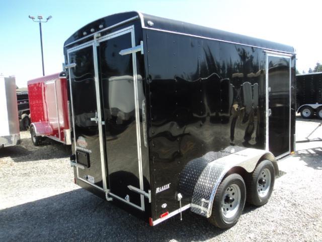2020 Cargo Mate Blazer 6X12 7K Tandem Axle Cargo / Enclosed Trailer