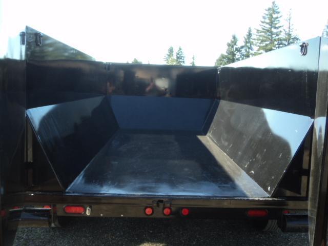 2020 PJ 7x14 Rollster Drop Off Bin