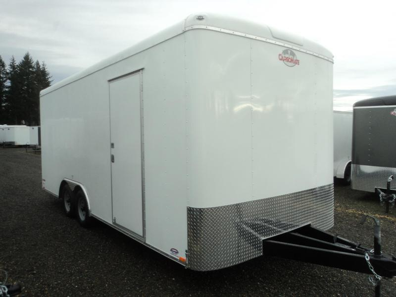 """2020 Cargo Mate Blazer 8.5x20 7K +12"""" Extra Height/D-rings/Extended Tongue"""