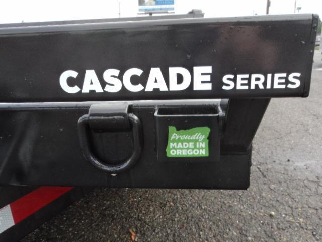 2020 Summit Cascade 7X20 14K Stationary Tiltbed Trailer