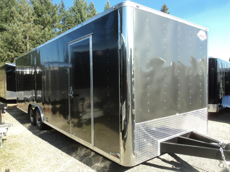 """2020 Cargo Mate E-series 8.5X26 10K w/6"""" Additional Height"""